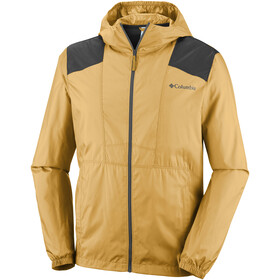 Columbia Flashback Windbreaker Jacket Men pilsner/shark